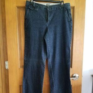 Dockers Ideal Fit Denim Pants size 8